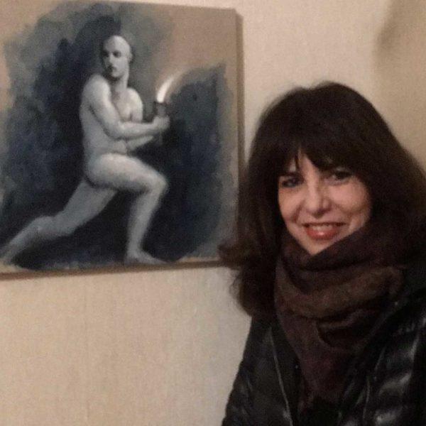 Stefania Fabrizi - dipinti a olio